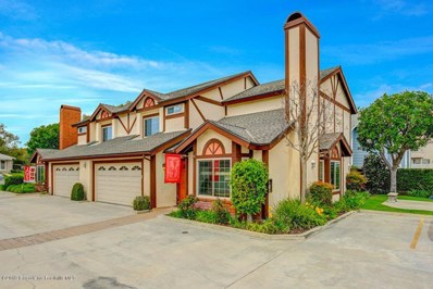 904 N 1st Avenue UNIT B, Arcadia, CA 91006 - MLS#: 819001511