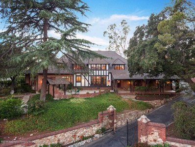 353 Anita Drive, Pasadena, CA 91105 - MLS#: 819001536