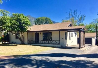 1946 Allen Avenue, Altadena, CA 91001 - MLS#: 819001604