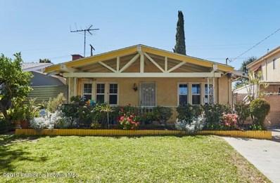 73 N San Marino Avenue, Pasadena, CA 91107 - MLS#: 819001670