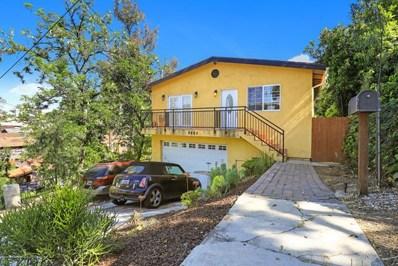 4862 Granada Street, Los Angeles, CA 90042 - MLS#: 819001691
