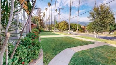 923 N Mentor Avenue, Pasadena, CA 91104 - MLS#: 819001818