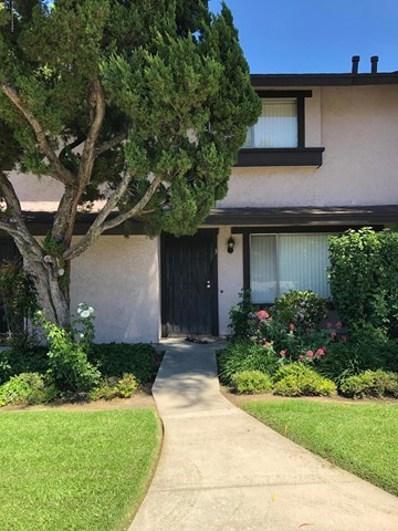 7570 Corbin Avenue UNIT 3, Reseda, CA 91335 - MLS#: 819001824