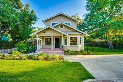 254 W Harriet Street, Altadena, CA 91001 - MLS#: 819001878