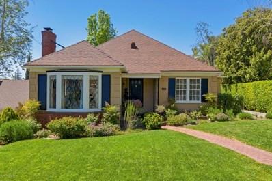 1641 Vista Drive, Glendale, CA 91201 - MLS#: 819001891