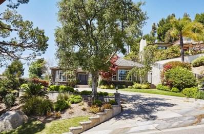 5333 Mountain Meadow Lane, La Canada Flintridge, CA 91011 - MLS#: 819001946