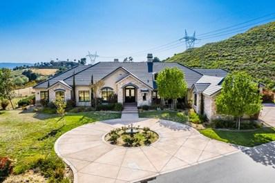 10805 W Stallion Ranch Road, Shadow Hills, CA 91040 - MLS#: 819001962