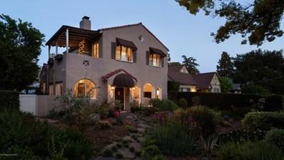 900 N Holliston Avenue, Pasadena, CA 91104 - MLS#: 819002098