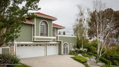 24129 Creekside Drive, Newhall, CA 91321 - MLS#: 819002176
