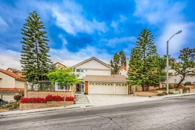 817 Tampico Way, Montebello, CA 90640 - MLS#: 819002205