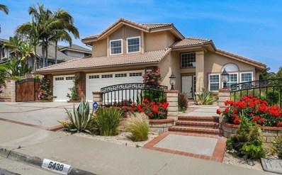 5438 Via De Mansion, La Verne, CA 91750 - MLS#: 819002277