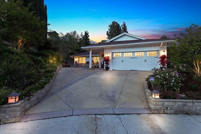 9350 Skyview Terrace, Tujunga, CA 91042 - MLS#: 819002307