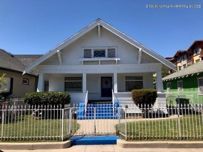 119 W 52nd Street, Los Angeles, CA 90037 - MLS#: 819002347