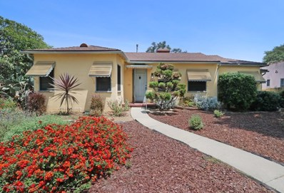 704 N Curtis Avenue, Alhambra, CA 91801 - MLS#: 819002361