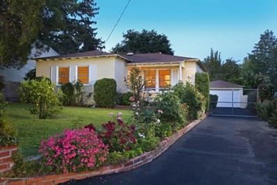 4644 Rockland Place, La Canada Flintridge, CA 91011 - MLS#: 819002505