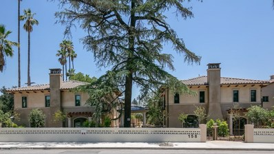 158 S Sierra Madre Boulevard UNIT 7, Pasadena, CA 91107 - MLS#: 819002553