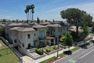 1020 S Marengo Avenue UNIT 3, Pasadena, CA 91106 - MLS#: 819002717