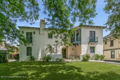 414 N Raymond Avenue, Pasadena, CA 91103 - MLS#: 819002737