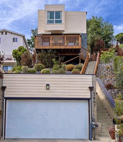 3667 Roberta Street, Los Angeles, CA 90031 - MLS#: 819002738