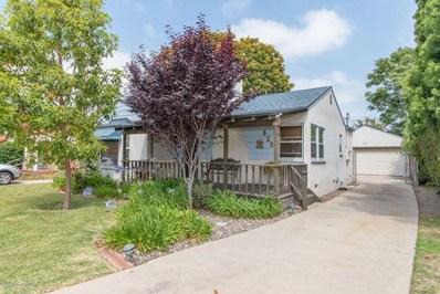 829 Grange Street, Glendale, CA 91202 - MLS#: 819002749