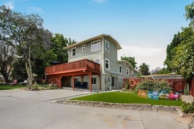 4720 Toland Way, Los Angeles, CA 90042 - MLS#: 819002787