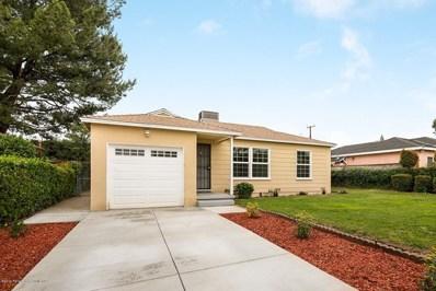 1847 Bradbury Avenue, Duarte, CA 91010 - MLS#: 819002792