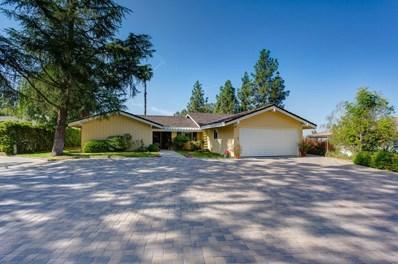 1002 El Vago Street, La Canada Flintridge, CA 91011 - MLS#: 819002812