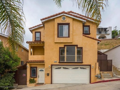 3547 Hillview Place, Los Angeles, CA 90032 - MLS#: 819002844
