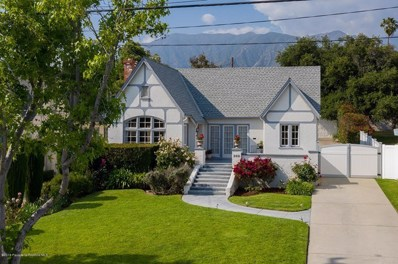 249 W Terrace Street, Altadena, CA 91001 - MLS#: 819002850