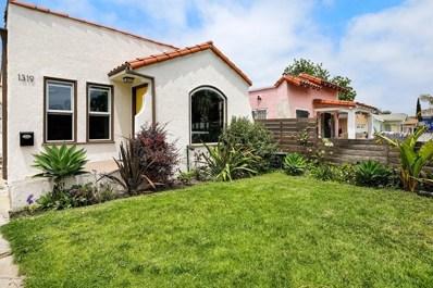 1319 W 103rd Street, Los Angeles, CA 90044 - MLS#: 819002871