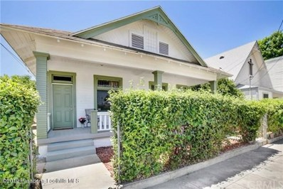 210 E High Avenue, Redlands, CA 92374 - MLS#: 819002932
