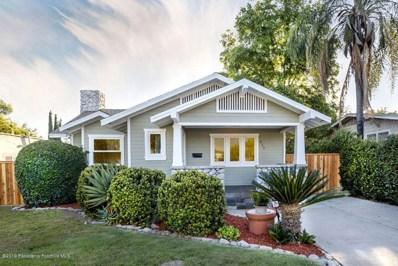 435 Hamilton Avenue, Pasadena, CA 91106 - MLS#: 819002940