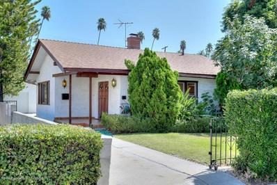 36 S San Marino Avenue, Pasadena, CA 91107 - MLS#: 819003200