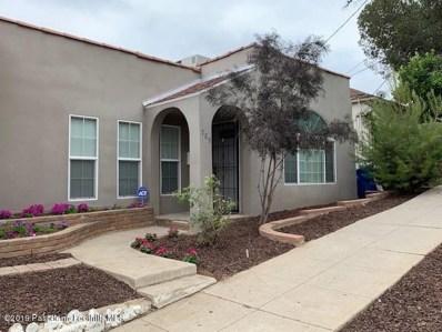 709 Coronado Terrace, Los Angeles, CA 90026 - MLS#: 819003274