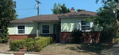 620 Irving Drive, Burbank, CA 91504 - MLS#: 819003395
