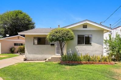1477 E California Avenue, Glendale, CA 91206 - MLS#: 819003594