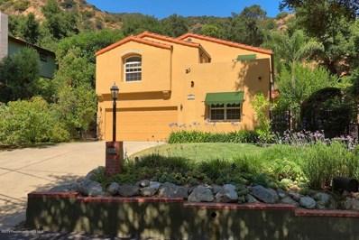 1934 Pasadena Glen Road, Pasadena, CA 91107 - MLS#: 819003638