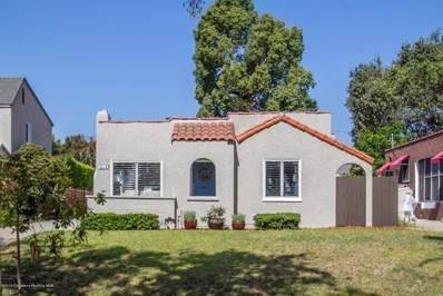 2051 Stratford Avenue, South Pasadena, CA 91030 - MLS#: 819003648
