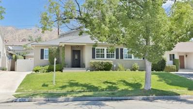 2100 N 6th Street, Burbank, CA 91504 - MLS#: 819003658