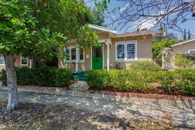 1439 E Howard Street, Pasadena, CA 91104 - MLS#: 819003738