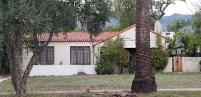 1777 Las Lunas Street, Pasadena, CA 91106 - MLS#: 819003766
