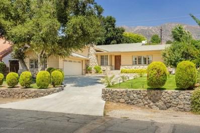 3431 Encinal Avenue, La Crescenta, CA 91214 - MLS#: 819003812