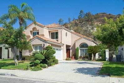 928 Calle Simpatico, Glendale, CA 91208 - MLS#: 819003836