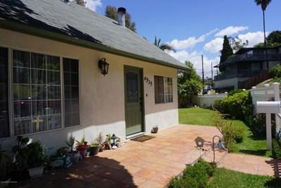 4919 Los Robles Street, Los Angeles, CA 90041 - MLS#: 819004131