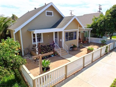 752 N Toledo Walk, Long Beach, CA 90813 - MLS#: 819004237