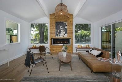 1340 Sierra Madre Villa Avenue, Pasadena, CA 91107 - MLS#: 819004295