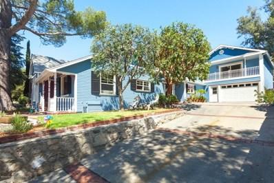 3955 Vista Court, La Crescenta, CA 91214 - #: 819004315