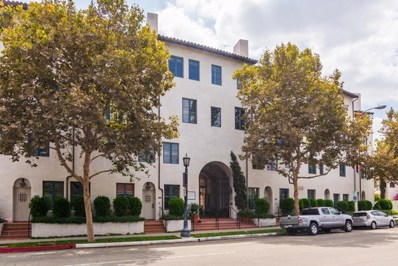 700 E Union Street UNIT 201, Pasadena, CA 91101 - MLS#: 819004388