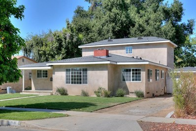 1836 Kenneth Way, Pasadena, CA 91103 - MLS#: 819004486