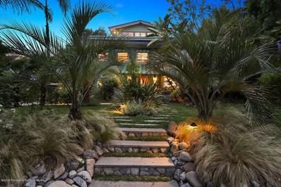 1477 N Holliston Avenue, Pasadena, CA 91104 - MLS#: 819004567